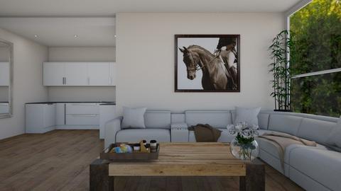 aspen - Living room  - by natalieeyauu