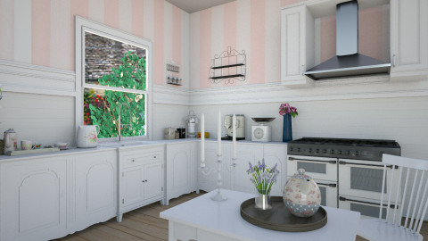 Vintage Kitchen Dream - Vintage - Kitchen - by miaxxx