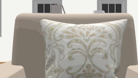 Master Suite Challenge 1 - Modern - Bedroom  - by Lulu Rushmore