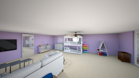 Sofias Room - Kids room - by MiraculousInteriorDesign