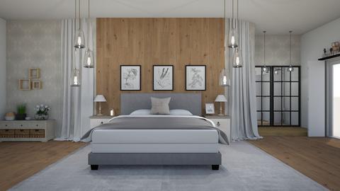Bedroom - Bedroom  - by Ariella_