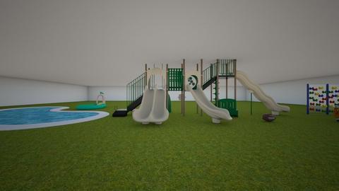 KIDS PARK - Garden - by houseofthedoggos