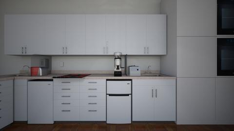 4BKaniaFreeman - Kitchen - by jrgray