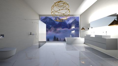 jcbvdksjvbdlsv - Bathroom  - by Skwood