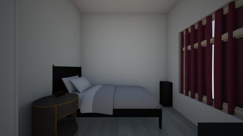 Tijmen - Bedroom  - by Tijmen0610