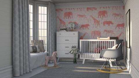 nursery - Kids room  - by the_ journey