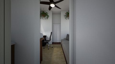 Super Tiny House 2 - Living room  - by SammyJPili