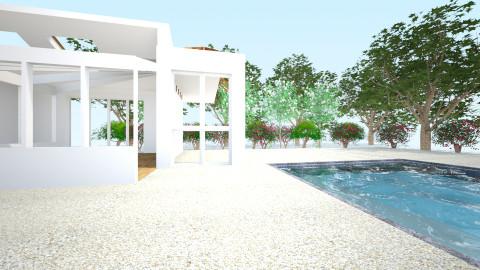 saj13 - Modern - Garden  - by Saj Trinaest