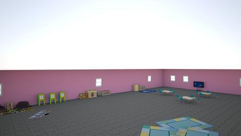 Rainbow Stars - Kids room - by MQJHUWXUENQCMZPCXWWJCWRFHLZAJTH