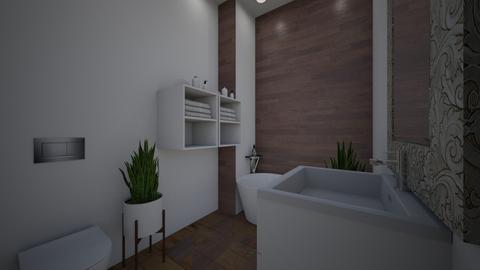 ciocia - Bathroom - by Zuzia2006