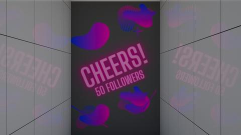 thank you 50 followers - by logz mcw