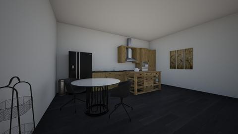 Kitchen - Kitchen  - by JadeFleitz