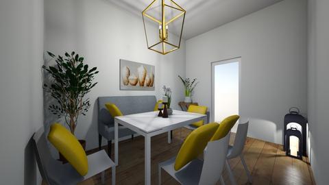 Rox3 - Modern - Dining room  - by Hotoboc Roxana