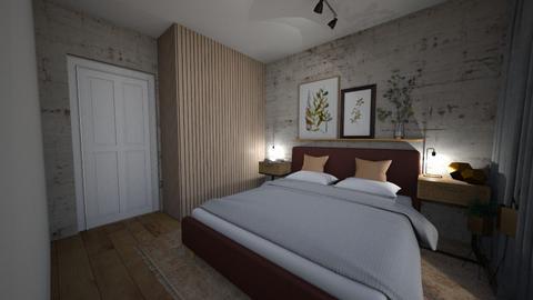 sypialnia - Bedroom  - by lukas000001