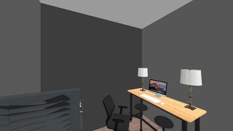 Interior Design Project - Retro - by Ryan_P