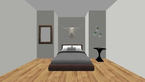 Man room - by Kayla Alston