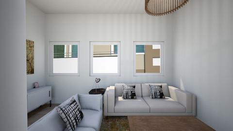 Piso0 CV sala2 imagem - Living room - by Medina Touch