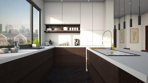 559 - Modern - Kitchen  - by Claudia Correia