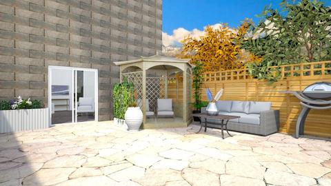 patio - by IESdesign