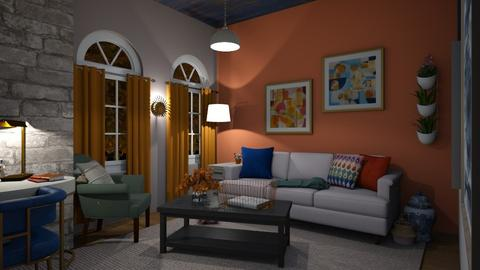 office room thing - Living room  - by mikhaylad