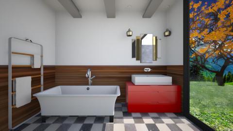 My Simple Wash - Modern - Bathroom  - by 3rdfloor