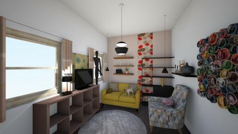 cjhjfg - Living room  - by Kataszabo