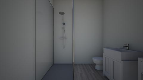 Bathroom  - by DanaBur