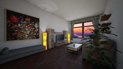 Big picture - Classic - Living room  - by Twerka