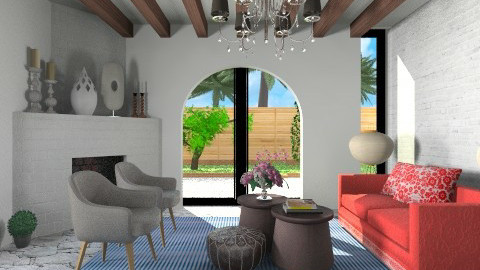 Damuso Living - Modern - Living room  - by 3rdfloor