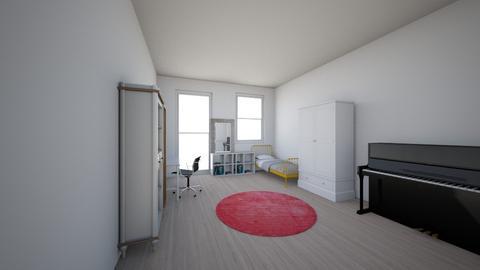 Elisa4E1 - Kids room  - by Nicole H