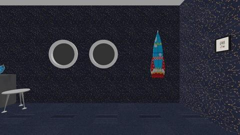 Mario Mario - Bedroom  - by Rodimus Prime