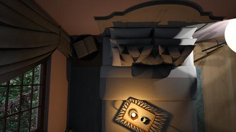 Up  Angle Bedroom - Glamour - Bedroom  - by ItsKalaniOfficial