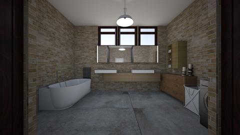 ggg - Classic - Bathroom  - by Ritus13