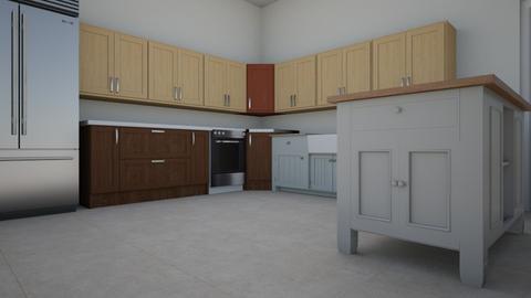 cocinarmq2 - Kitchen  - by ricardomq