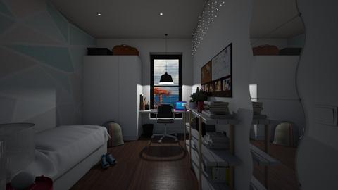 Bedroom - Classic - Bedroom  - by Annathea