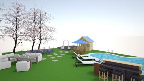 i hope this looks ok - Garden  - by junkoenoshimakinnie