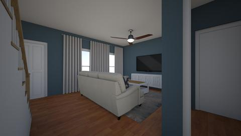 Seaworth 1 - Living room - by DesignKeeper09