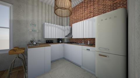 muvvfak - Kitchen  - by berkaycim