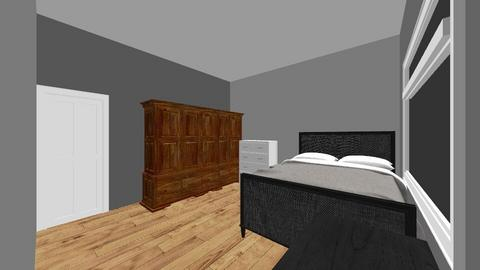antes - Modern - Bedroom  - by georgiezwz