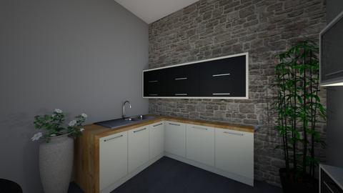 Hotel LISA - Kitchen - by Marlisa Jansen