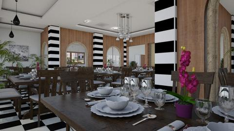 Your Own Restaurant - Office  - by matina1976