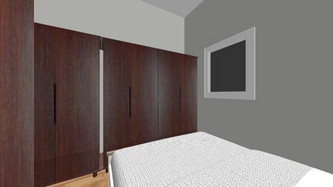 current living room - Bedroom  - by JTFbcn