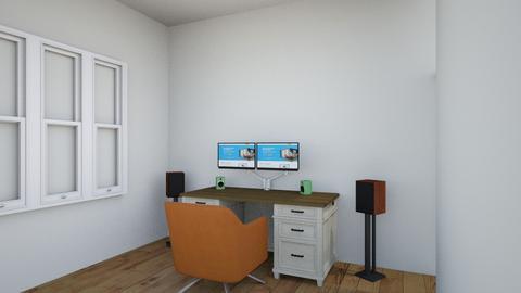 my Room - Modern - Living room  - by skng3738