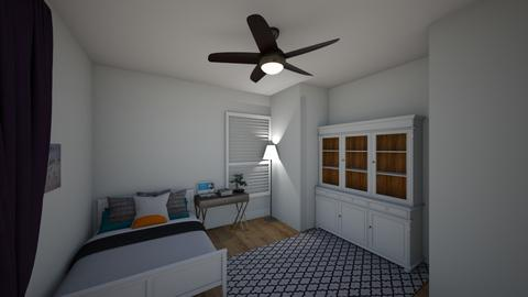 house plan - Bedroom  - by Anlun718