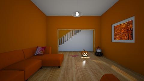 FallFallFall87 - Living room  - by MidnightMoon42