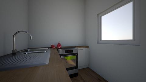 kuchnia piskorska - Kitchen  - by kociogon