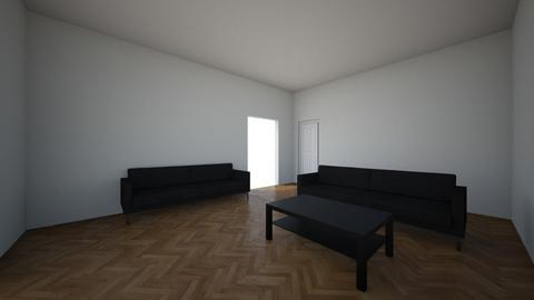 gran - Living room  - by stephhhh123