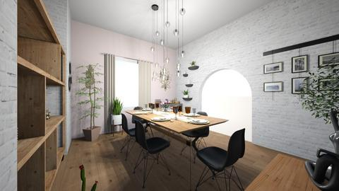 trpezarija - Dining room  - by ivanab