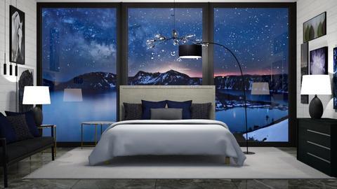 Night Sky Bedroom - Modern - by Horse_Lover_Mel