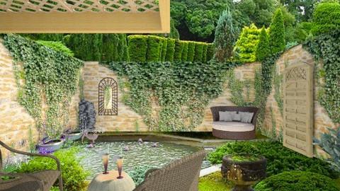 Sicret garden - Garden  - by milyca8